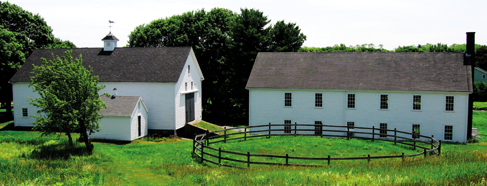 Wright-Locke Barns