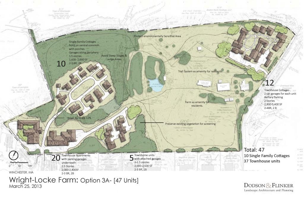 Dodson Option 3A - 47 Units