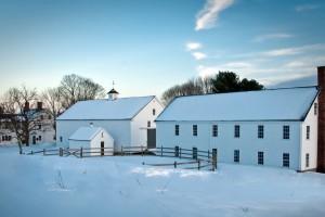 Farmstead in Winter