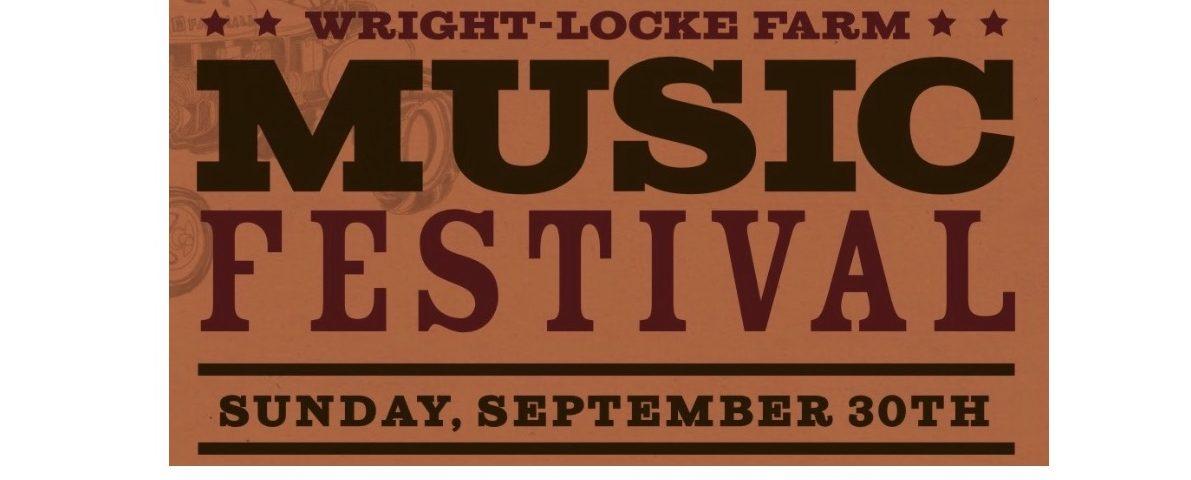Wright-Locke Farm Music Festival