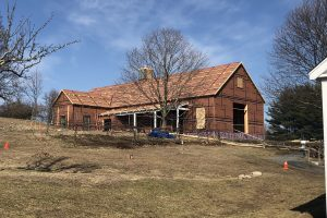 The All Seasons Barn at Wright-Locke Farm